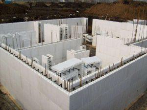 Монолитное строительство. Монолитные стены и перекрытия