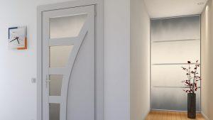 Межкомнатные двери – хлопнуть дверью красиво