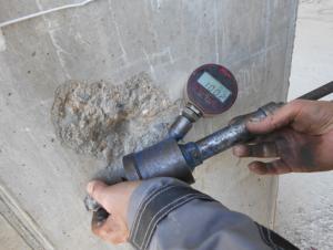 Прочность бетона на растяжение при изгибе
